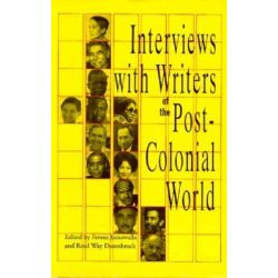 Interviews with Writers of the Post-colonial World by Feroza F. Jussawalla, 9780878055722.