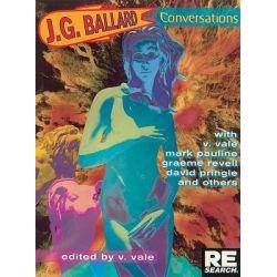 Conversations by J. G. Ballard, 9781889307138.
