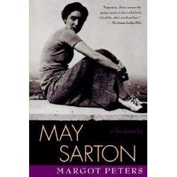 May Sarton, Biography by Margot Peters, 9780449907986.
