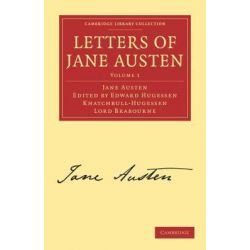 Letters of Jane Austen, Volume 1 by Jane Austen, 9781108003391.