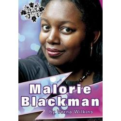 Malorie Blackman Biography, re-issue by Verna Allette Wilkins, 9781848530010.
