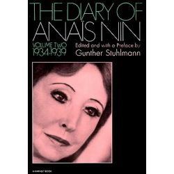 The Diary of Anais Nin 1934-1939 by Anais Nin, 9780156260268.