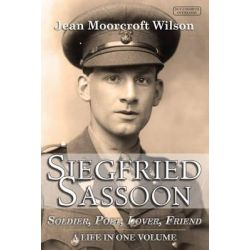 Siegfried Sassoon by Jean Moorcroft Wilson, 9780715633892.