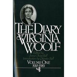 The Diary of Virginia Woolf, Vol. 1, 1915-1919 by Virginia Woolf, 9780156260367.