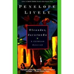 Oleander, Jacaranda, A Childhood Perceived by Penelope Lively, 9780060926229.