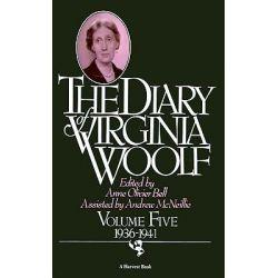 The Diary of Virginia Woolf, 1936-1941 by Virginia Woolf, 9780156260404.