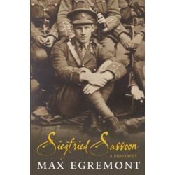 Siegfried Sassoon by Max Egremont, 9780330375276.