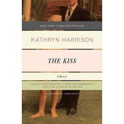 The Kiss, A Memoir by Kathryn Harrison, 9780812979718.