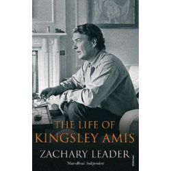 The Life of Kingsley Amis by Zachary Leader, 9780099428428.