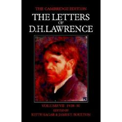 The Letters of D.H. Lawrence, November 1928-February 1930 v.7 by D. H. Lawrence, 9780521006996.