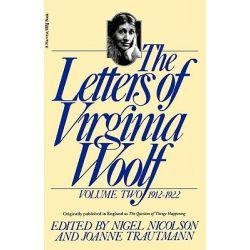 The Letters of Virginia Woolf, Volume II: 1912-1922 by Virginia Woolf, 9780156508827.
