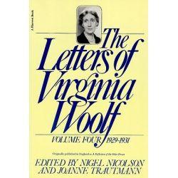 The Letters of Virginia Woolf, Volume IV: 1929-1931 by Virginia Woolf, 9780156508841.