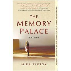 The Memory Palace, A Memoir by Mira Bartok, 9781439183328.