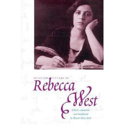 The Selected Letters of Rebecca West by Rebecca West, 9780300079043.