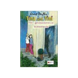 Bücher: Tina und Tini 13. Die geheimnisvolle Diebesbande  von Enid Blyton