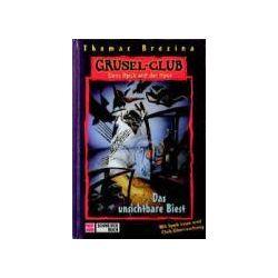 Bücher: Gruselclub 03. Das unsichtbare Biest  von Thomas C. Brezina