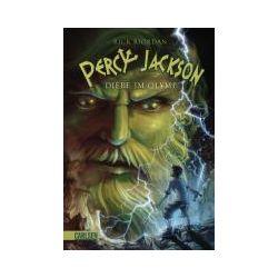 Bücher: Percy Jackson 01. Diebe im Olymp  von Rick Riordan