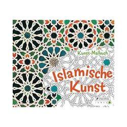 Bücher: Kunst-Malbuch Islamische Kunst  von Albert Wendt