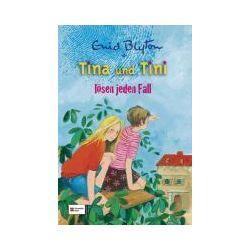 Bücher: Tina und Tini. Tina und Tini lösen jeden Fall  von Enid Blyton