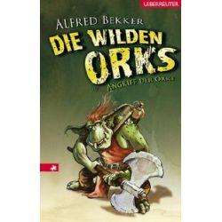 Bücher: Angriff der Orks  von Alfred Bekker