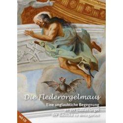 Bücher: Die Flederorgelmaus - Eine unglaubliche Begegnung an der Gabler-Orgel der Basilika zu Weingarten  von Marieluise Kliegel