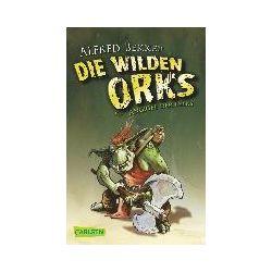 Bücher: Die wilden Orks  von Alfred Bekker