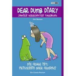 Bücher: Dear Dumb Diary, Jamies verrücktes Tagebuch 03  von Jim Benton