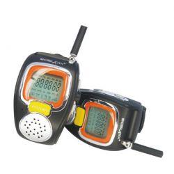 Easypix OkiDoki Armbanduhren Funkgeräte (1 Paar)