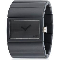 Edc Damen-Armbanduhr Jazzy Crossover Analog Quarz Plastik EE900202014