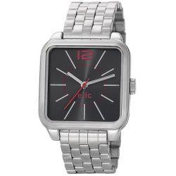 Edc Damen-Armbanduhr Edgy Lolita - Sparkling Silver Analog Quarz Edelstahl EE100902001