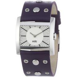 edc Damen-Armbanduhr Brilliant Sparkle - crazy purple A.EE100262002