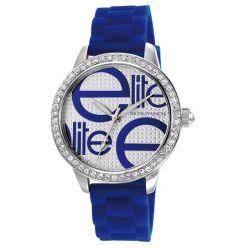 Elite Damen-Armbanduhr E52459G-208 Analog Quarz Blau E52459G-208