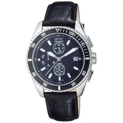 Esprit Herrenuhr velocity chrono black A.ES102491001