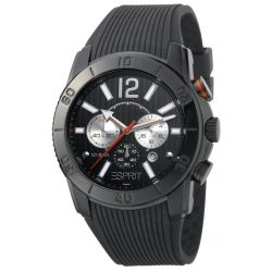 Esprit Herren-Armbanduhr No Limits Night ES101681006