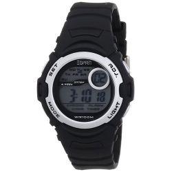 Esprit Unisex-Armbanduhr sassy star Digital Quarz Resin ES906464002