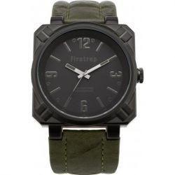 Firetrap Herren-Armbanduhr Full Metal Jacket Analog nylon grün FT1076KH