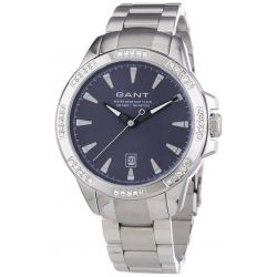GANT Damen-Armbanduhr Madison Analog Quarz Edelstahl W70081