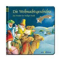 Bücher: Die Weihnachtsgeschichte  von Mia Reinke
