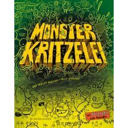 Bücher: Monster Kritzelei  von Oakley Graham