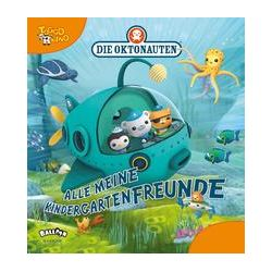 Bücher: Die Oktonauten - Alle meine Kindergartenfreunde