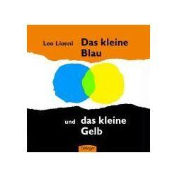 Bücher: Das kleine Blau und das kleine Gelb  von Leo Lionni