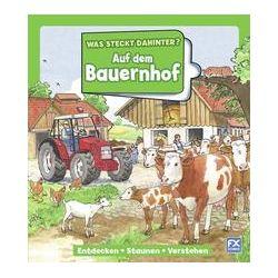 Bücher: Was steckt dahinter? Auf dem Bauernhof  von Double-u double-u GmbH