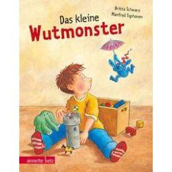 Bücher: Das kleine Wutmonster  von Britta Schwarz