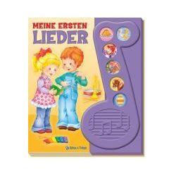 Bücher: Soundbuch Meine ersten Kinderlieder