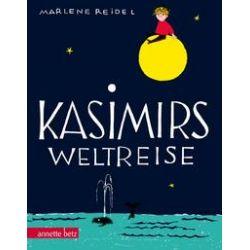Bücher: Kasimirs Weltreise  von Marlene Reidel
