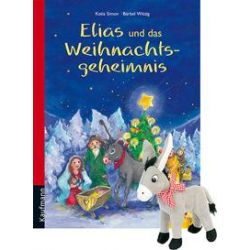 Bücher: Elias und das Weihnachtsgeheimnis  von Katia Simon