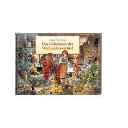Bücher: Das Geheimnis der Weihnachtswichtel  von Sven Nordqvist
