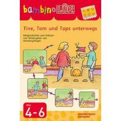 Bücher: LÜK Bambino. Tine, Tom und Taps unterwegs