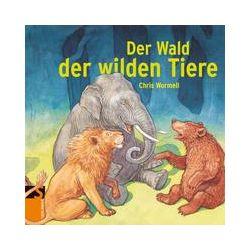 Bücher: Der Wald der wilden Tiere  von Chris Wormell