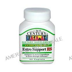 21st Century Health Care, Estro Support ES, Extra Strength, 60 Caplets